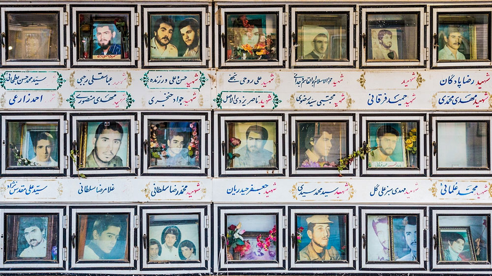 phoo.ir 506 - انواع عکاسی جنگ در ایران و تاریخچه ی آن