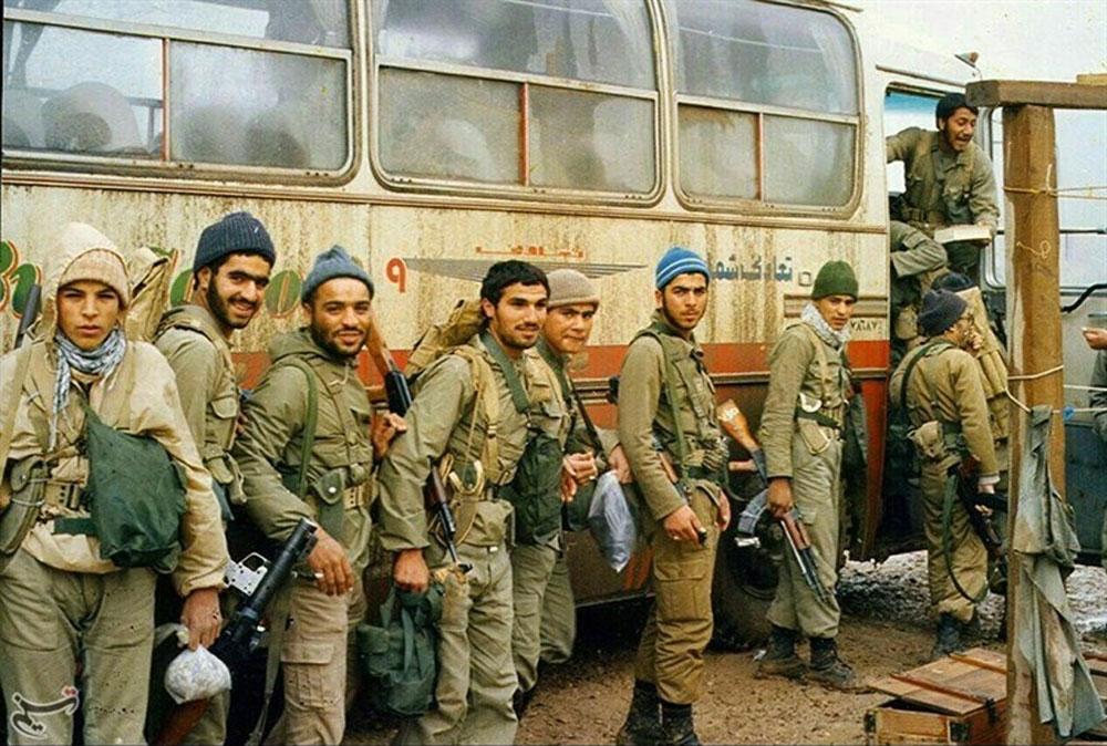 phoo.ir 507 - انواع عکاسی جنگ در ایران و تاریخچه ی آن
