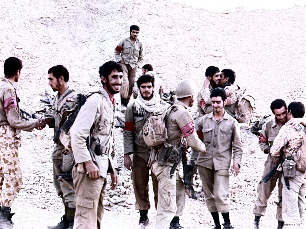 phoo.ir 508 - انواع عکاسی جنگ در ایران و تاریخچه ی آن